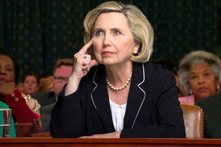 Ba Clinton co nguoi dong the sau khi bi benh nang? - Anh 3