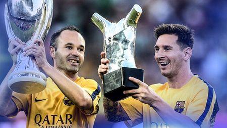 Messi tiet lo ly do thang hoa cua dong doi - Anh 1
