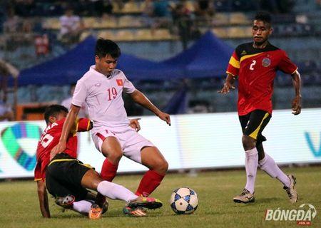 U19 Viet Nam len dau bang sau khi de bep U19 Timor Leste - Anh 2