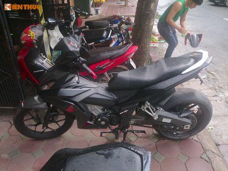 "Honda Winner do ""chan sau"" Ducati 899 Panigale tai Ha Noi - Anh 2"