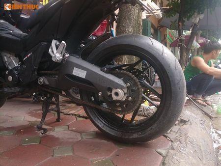 "Honda Winner do ""chan sau"" Ducati 899 Panigale tai Ha Noi - Anh 3"
