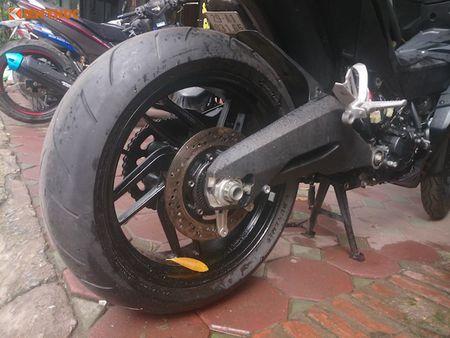 "Honda Winner do ""chan sau"" Ducati 899 Panigale tai Ha Noi - Anh 4"