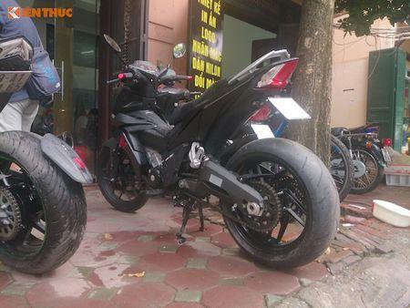 "Honda Winner do ""chan sau"" Ducati 899 Panigale tai Ha Noi - Anh 6"