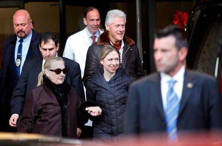 Bao tin don suc khoe cua ung vien Hillary Clinton - Anh 3