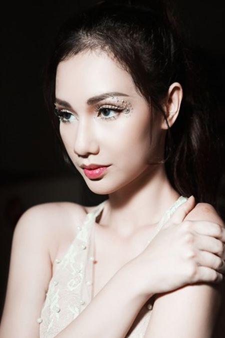 """""""Gai mot con"""" Quynh Chi ngay cang sexy kho cuong - Anh 9"""