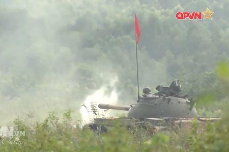 Muc so thi dan tang T-54 Viet Nam hung dung na phao - Anh 9