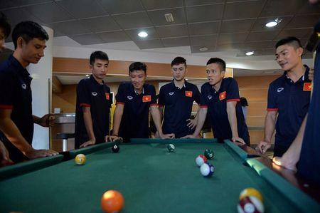 Anh doi thuong cua tuyen thu Futsal Viet Nam tai nuoc ngoai - Anh 5