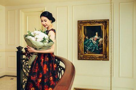 Choang ngop penthouse trieu do moi tau cua hoa hau Ha Kieu Anh - Anh 3