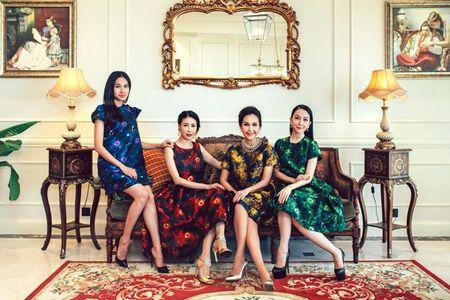 Choang ngop penthouse trieu do moi tau cua hoa hau Ha Kieu Anh - Anh 5