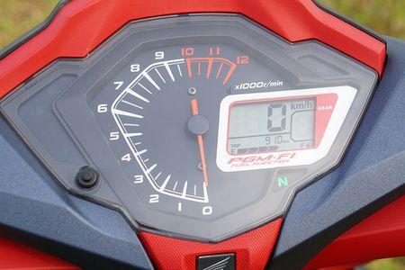 Honda Winner 150: Khong con hoai nghi - Anh 16