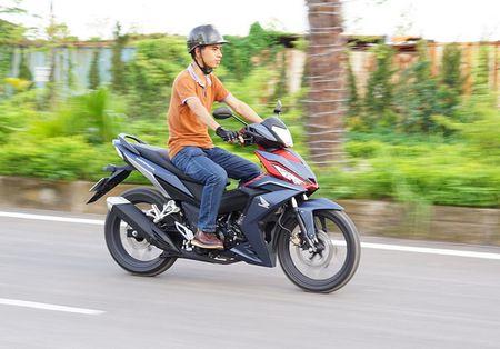 Honda Winner 150: Khong con hoai nghi - Anh 1