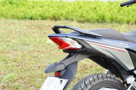 Honda Winner 150: Khong con hoai nghi - Anh 26