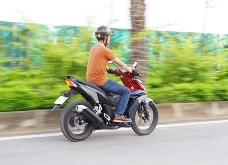 Honda Winner 150: Khong con hoai nghi - Anh 4