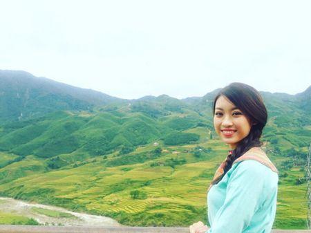 Hoa hau Viet Nam Do My Linh quang ba du lich Sapa - Anh 3