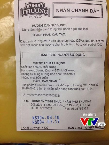 Banh trung thu handmade co that su an toan? - Anh 2