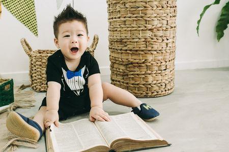 Nhat Kim Anh khoe con trai gan mot tuoi - Anh 7