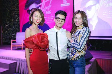 Noo Phuoc Thinh duoc sao Viet 'tiep suc' truoc 'Asia Song Festival 2016' - Anh 7