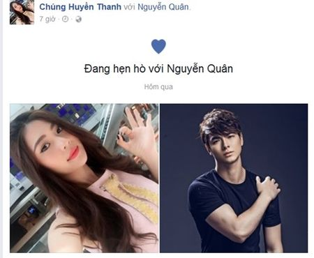 Ban trai Chung Huyen Thanh dep nhu idol Han - Anh 1