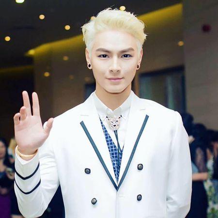 Ban trai Chung Huyen Thanh dep nhu idol Han - Anh 5