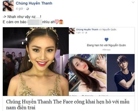 Ban trai Chung Huyen Thanh dep nhu idol Han - Anh 6