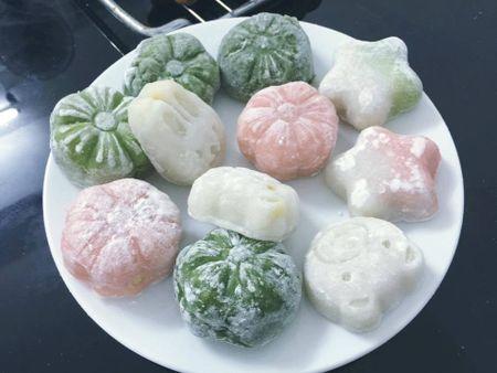 Can Trung thu, dan cong so hao huc tu lam banh handmade tai nha - Anh 2