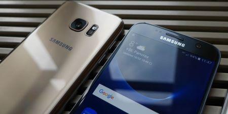 Nhieu chi tiet ve sieu pham Galaxy S8 bat dau lo dien - Anh 1