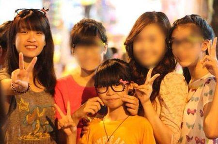 Em gai 15 tuoi nhung so huu chieu cao khung cua HH Do My Linh - Anh 3