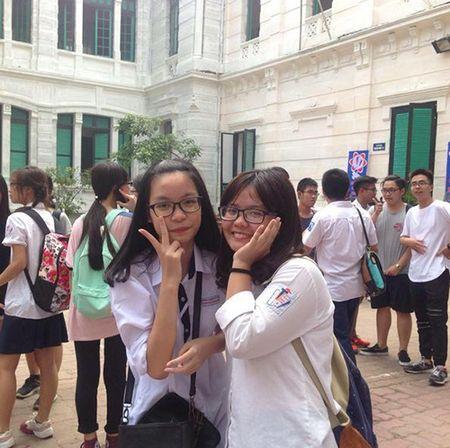Em gai 15 tuoi nhung so huu chieu cao khung cua HH Do My Linh - Anh 5