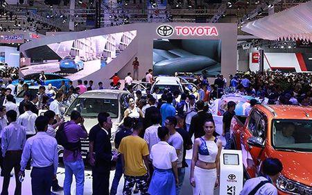Loat mau xe moi sap ra mat tai Vietnam Motor Show 2016 - Anh 1