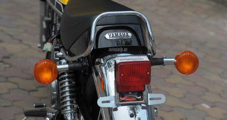 Yamaha SR400 ban dac biet gia hon 200 trieu dong tai Ha Noi - Anh 13