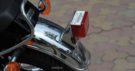 Yamaha SR400 ban dac biet gia hon 200 trieu dong tai Ha Noi - Anh 14