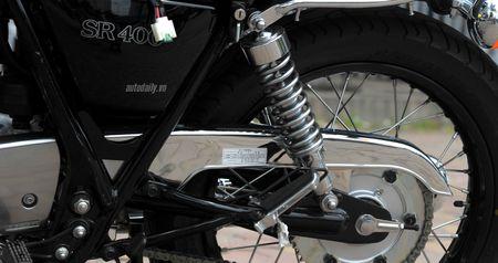 Yamaha SR400 ban dac biet gia hon 200 trieu dong tai Ha Noi - Anh 16
