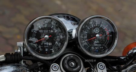 Yamaha SR400 ban dac biet gia hon 200 trieu dong tai Ha Noi - Anh 17