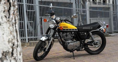 Yamaha SR400 ban dac biet gia hon 200 trieu dong tai Ha Noi - Anh 1