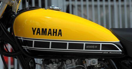 Yamaha SR400 ban dac biet gia hon 200 trieu dong tai Ha Noi - Anh 3