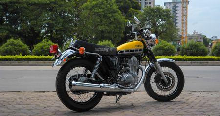 Yamaha SR400 ban dac biet gia hon 200 trieu dong tai Ha Noi - Anh 4