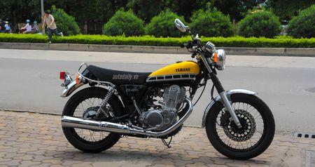 Yamaha SR400 ban dac biet gia hon 200 trieu dong tai Ha Noi - Anh 5