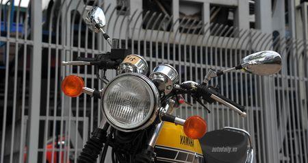 Yamaha SR400 ban dac biet gia hon 200 trieu dong tai Ha Noi - Anh 6