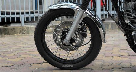 Yamaha SR400 ban dac biet gia hon 200 trieu dong tai Ha Noi - Anh 7