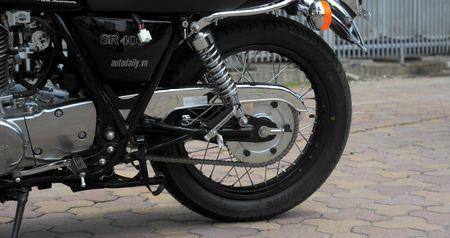 Yamaha SR400 ban dac biet gia hon 200 trieu dong tai Ha Noi - Anh 8