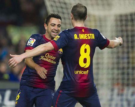 Man City: Bruyne - Silva la Iniesta – Xavi moi cua Guardiola - Anh 1