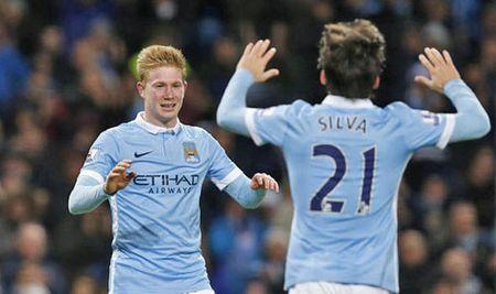 Man City: Bruyne - Silva la Iniesta – Xavi moi cua Guardiola - Anh 2