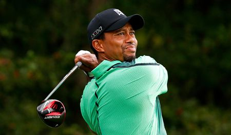 Golf 24/7: Tiger Woods hen thang 10 tai xuat - Anh 1
