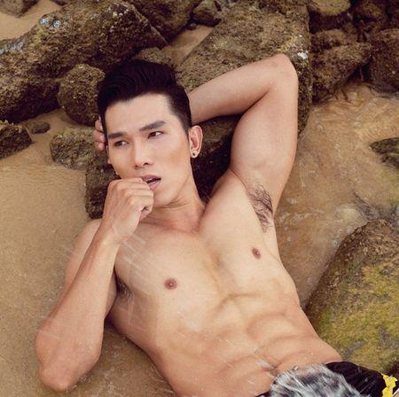Sieu mau Ngoc Tinh dung top 3 binh chon cuoc thi Nam Vuong Dai su Hoan cau - Anh 3