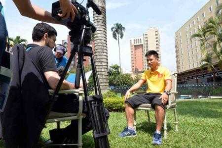 FIFA phong van nhung nguoi hung cua futsal Viet Nam - Anh 1