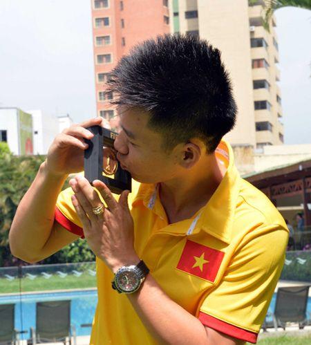 FIFA phong van nhung nguoi hung cua futsal Viet Nam - Anh 3
