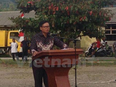 Ban tin toi: Indonesia trao tra 228 ngu dan Viet Nam - Anh 1