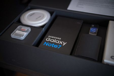 Samsung se gioi han muc sac 60% tren Galaxy Note 7 - Anh 1