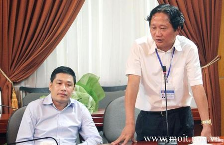 Hau Giang tu choi cho ong Trinh Xuan Thanh di nuoc ngoai chua benh - Anh 1