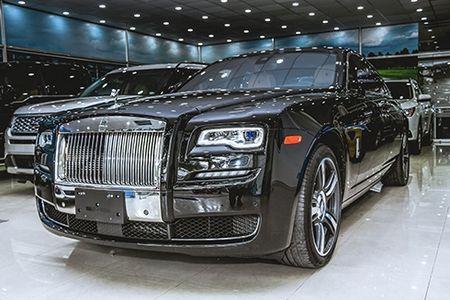 Rolls-Royce Ghost Series II hang luot ve Viet Nam - Anh 1